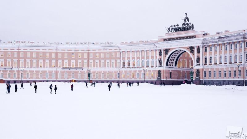 Зимняя феерия.