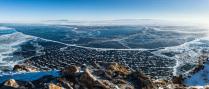 Панорама Байкала