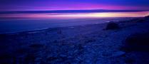 Озеро Ильмень рассвет
