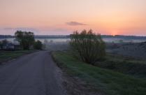 """Утро в деревне """"Козловка"""""""
