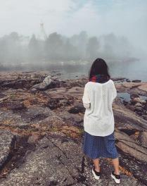Туманный Валаам