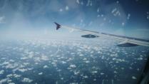 Полёт над Москвой