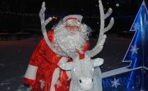 Дед Мороз спешит на помощь!