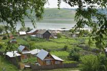 Лето на острове Свияжск
