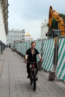 Реставрация московских улиц