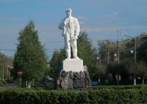 "Памятник ""Горняк"""
