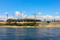 """Строительство стадиона """"Волгоград-арена"""""""