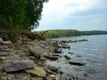 Природа озера Увильды