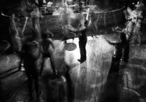 прозрачный танец