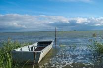 Лодка смотрит в даль