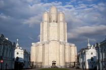 Реконструкция Смольного собора