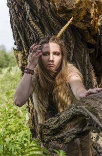 Хранительница леса