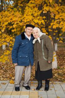 65 лет в браке