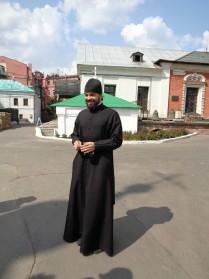 Послушник монастыря