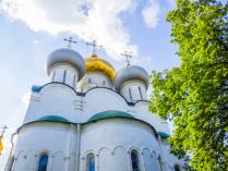 Москва, Смоленский собор Новодевичьего монастыря