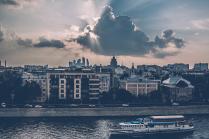 Москва. Перед закатом