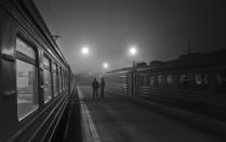 Под созвездием утренних вокзалов