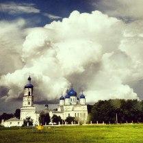 По дороге в Москву