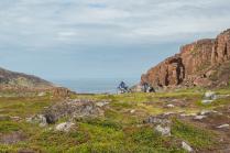 Мотоциклизм на Баренцевом море