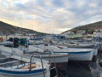 Лодки без рыбаков