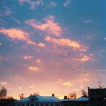 Красота неба