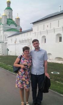 Через 100 лет у Макарьевского монастыря