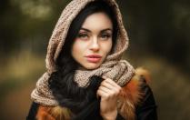 Ирина. Осенний портрет.
