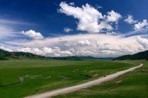 Долина реки Кырлык