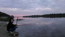 На реке Оке