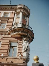 Прогулка по Невскому проспекту