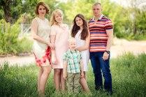 Моя семья!! Быть с ними-это и есть СЧАСТЬЕ!!!