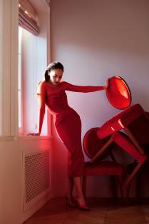 Рубиновый свет