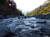 Дыхание горной реки