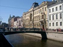 Очарование улиц Санкт-Петербурга.