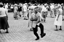 Танцы.