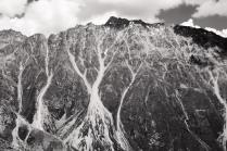 Артерии гор