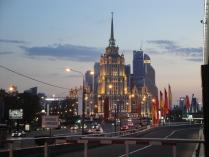 """Из цикла """"Москва в начале мая"""""""