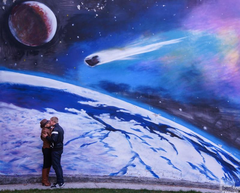 Любовь и Космический странник