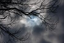 Солнечное затмения