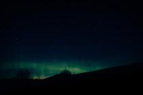 Сияние северного неба