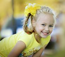 Счастье в желтых тонах