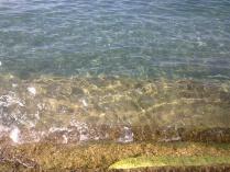 Штиль. Черное море.