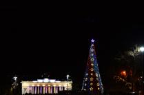 Севастополь новогодний