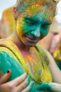 Краски счастья