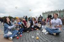 Уроки жонглирования булыжниками
