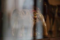 Слонёнок в технике папье-маше