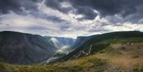 Непогода над перевалом