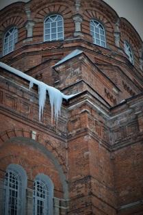 Январский холод