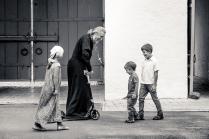 Пастырь и дети