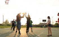 баскетбольное затмение